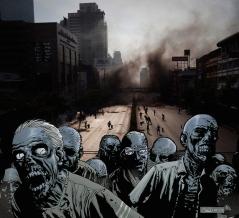 Zombie Apocalypse crop