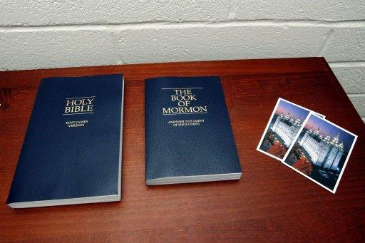 book of mormon bible