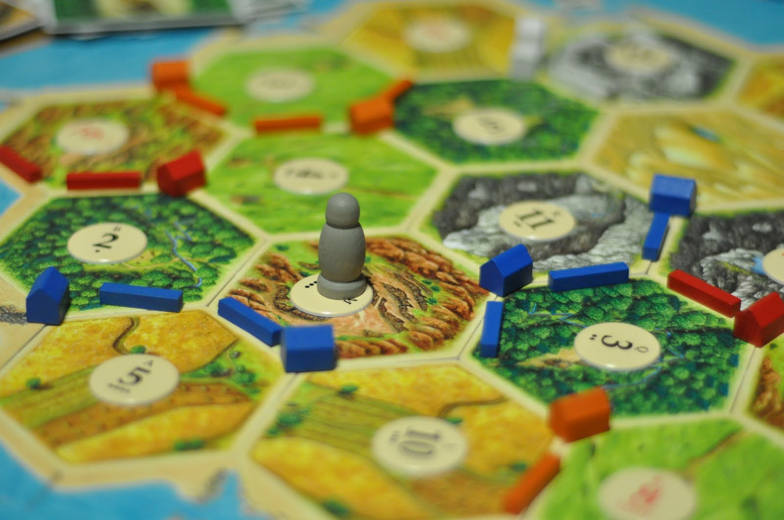 Top Board Games like Settlers of Catan - Dereeze