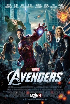 2012_Avengers_Poster